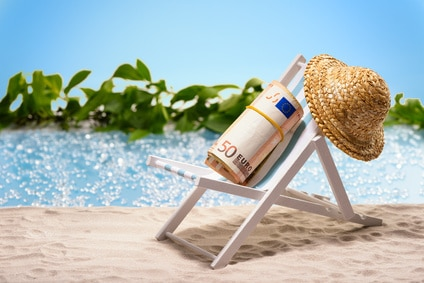 Låna pengar för semester